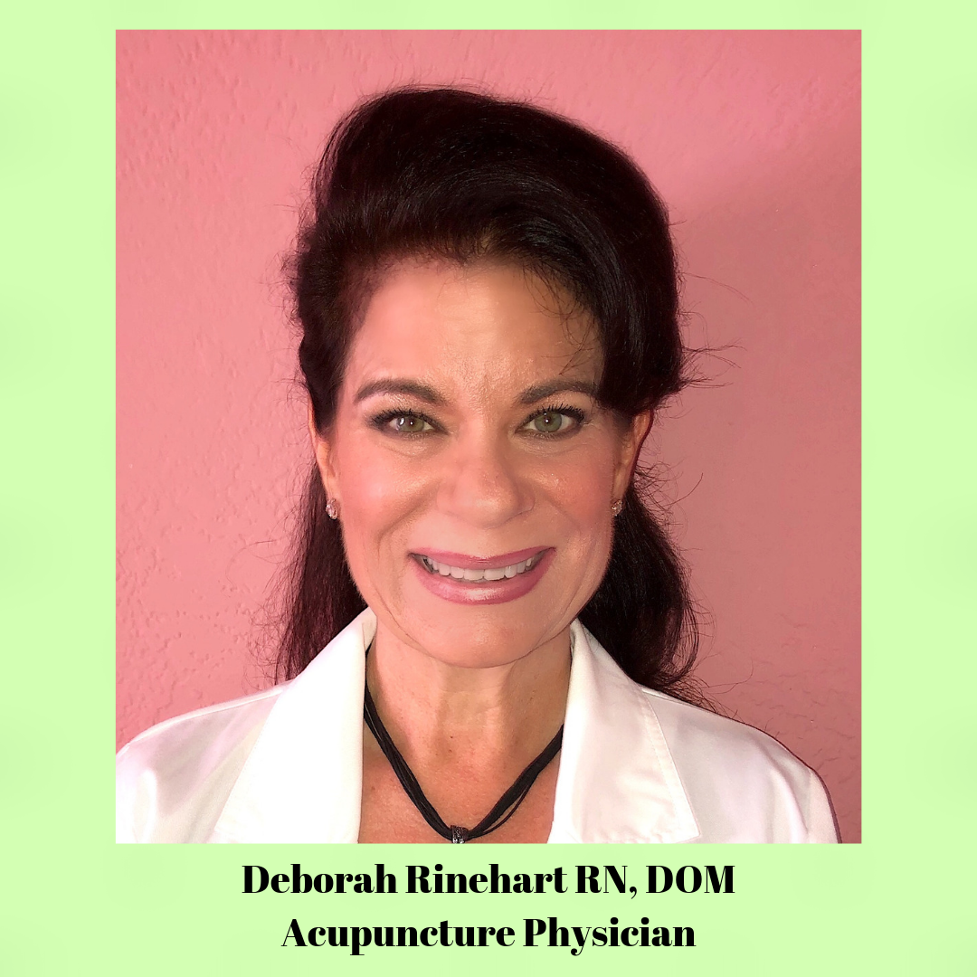 Dr. Deborah Rinehart RN, DOM, AP